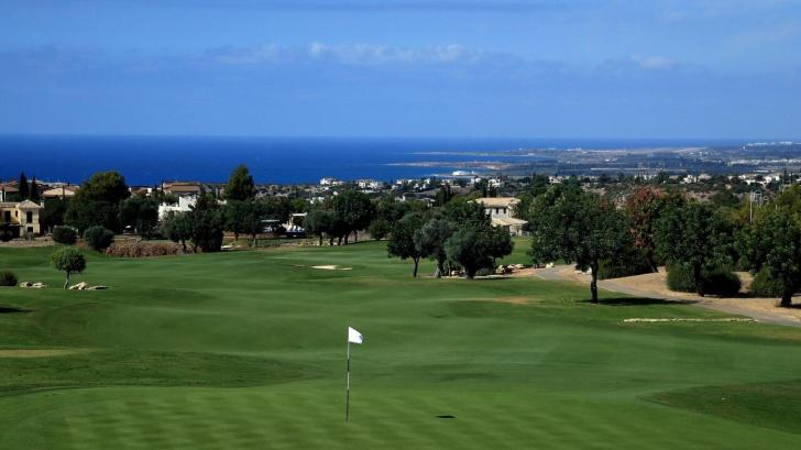 Aphrodite Hills, host of this week's Cyprus Showdown