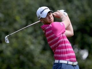 Daniel Berger – the third round leader in Memphis