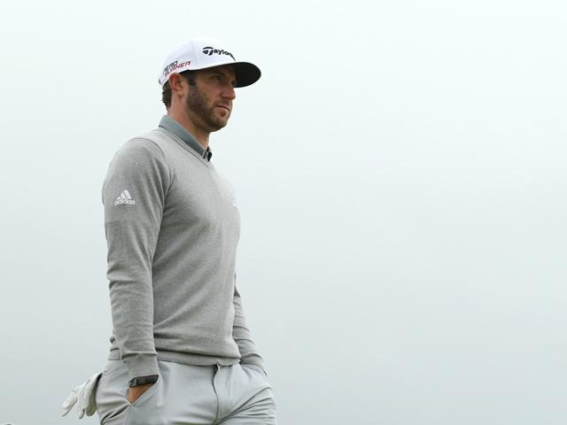 Last man standing? In the year's final major, DJ could finally be first