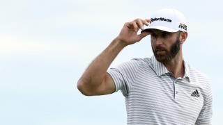 American Dustin Johnson