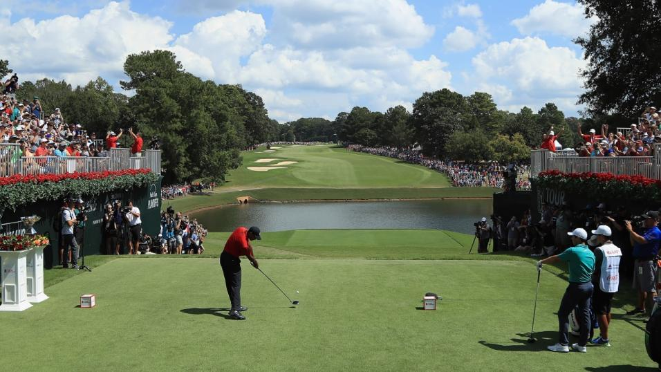The 2019 Tour Championship at East Lake