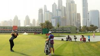 Omega Dubai Desert Classic 2019 at Emirates Golf Club