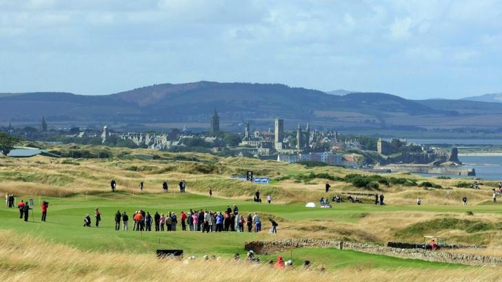 Fairmont Golf Club, St Andrews, is hosting the Scottish Championship