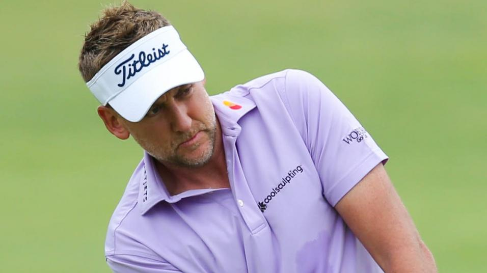 England's Ian Poulter