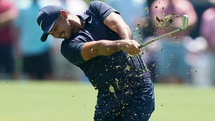 Golfer Jason Day
