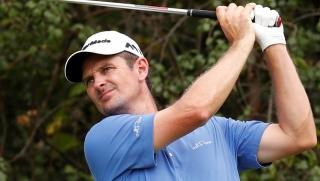 English golfer Justin Rose