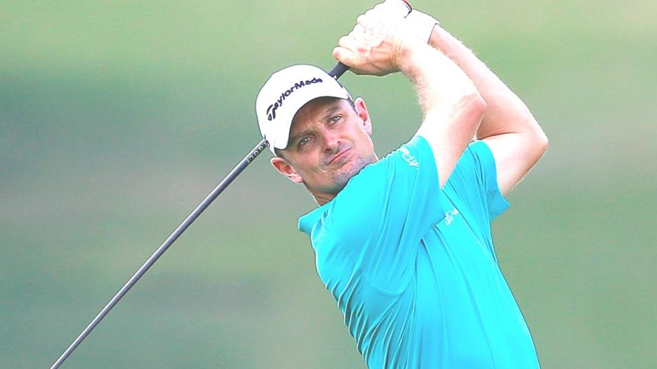 England's Justin Rose