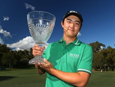 Jin Jeong is tipped to further his growing reputation