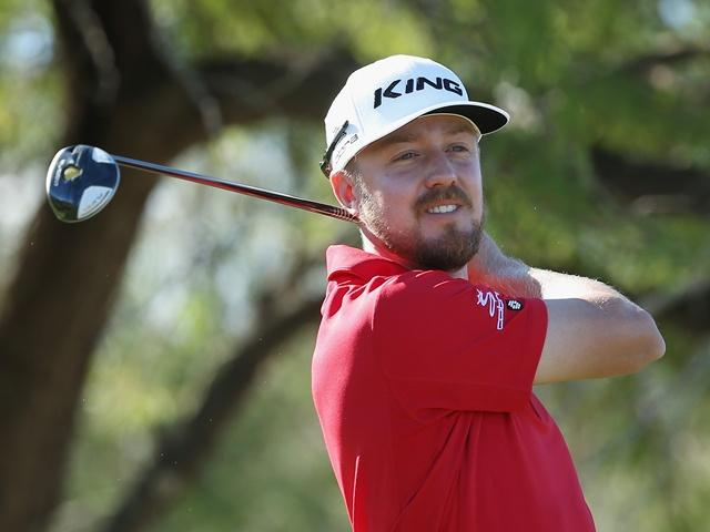 Jonas Blixt, together with Cameron Smith, could be poised to win the Zurich