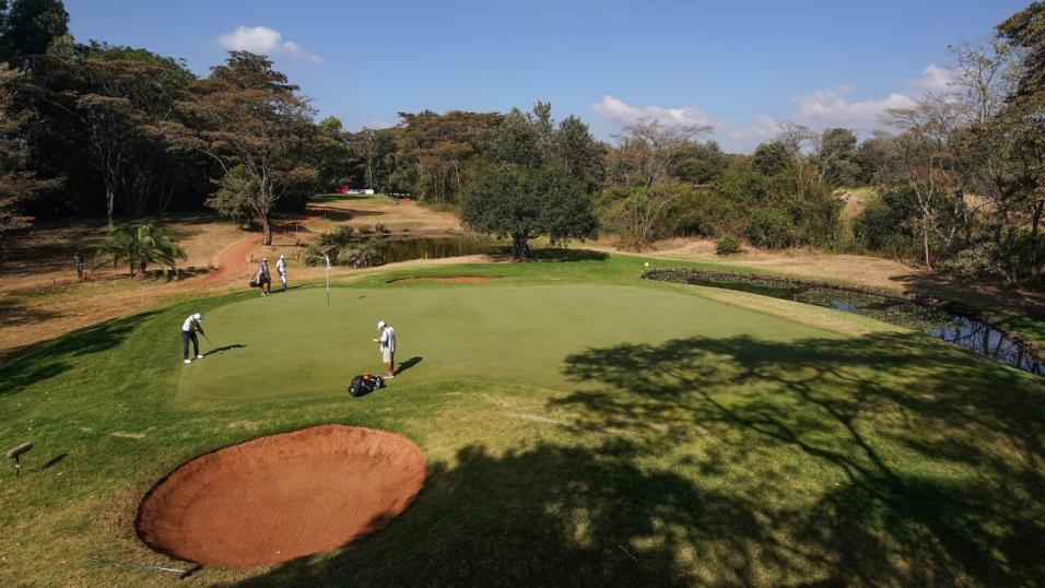 Karen Country Club in Nairobi opened for business 84 years ago