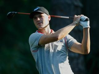 Martin Kaymer has never taken to the Earth Course
