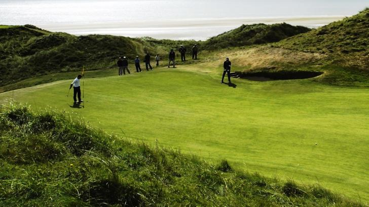 Dubai Duty Free Irish Open 2019 at Lahinch