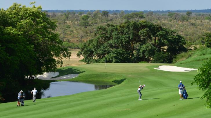 Alfred Dunhill Championship 2019, Leopard Creek Country Club
