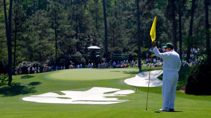 Augusta National, home of The Masters and the opening golf major of 2021