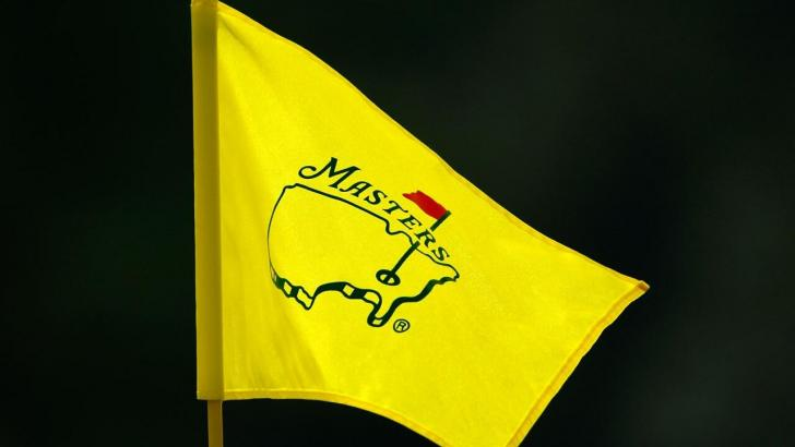 The US Masters takes place this week, seven months later than normal