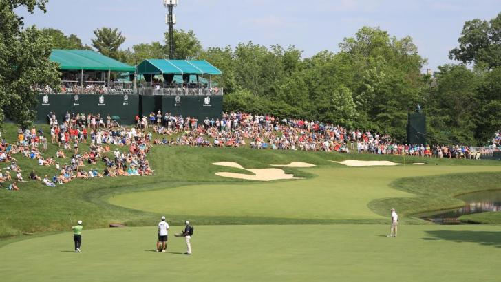 Workday Charity Open 2020 at Muirfield Village