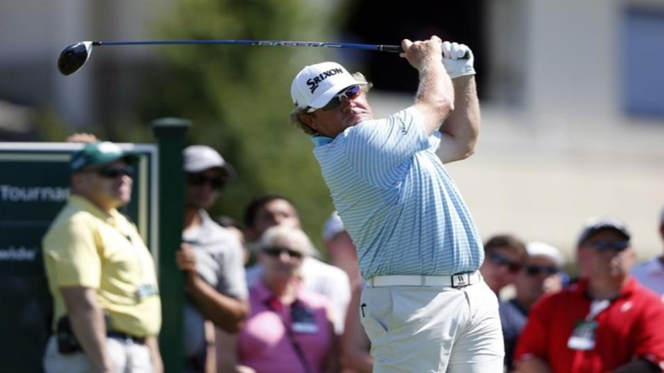 William McGirt - one of The Punter's outsiders at Hilton Head