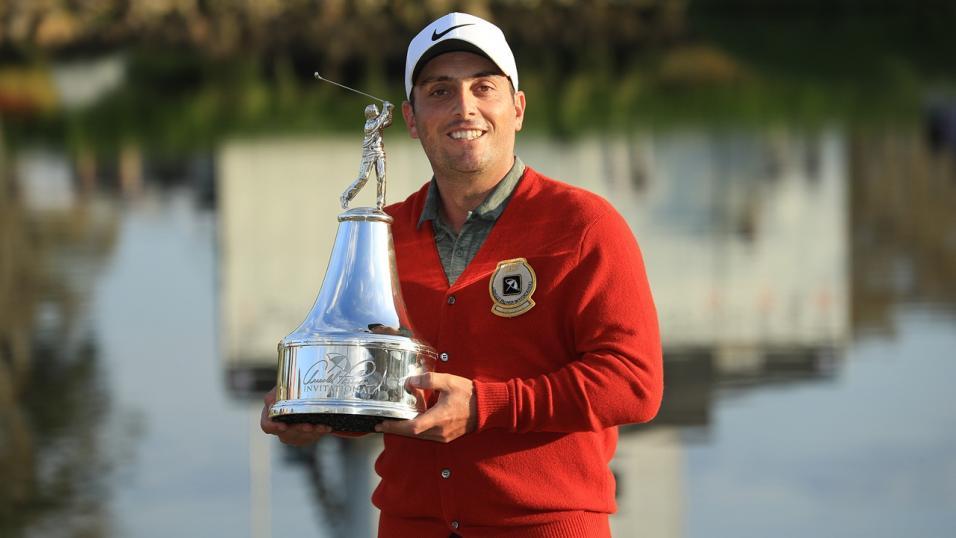 Golfer Francesco Molinari Arnold Palmer Invitational ...