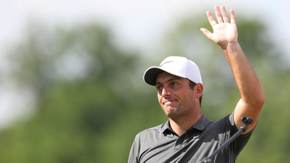 Open champion Francesco Molinari
