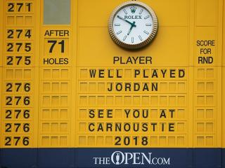 Will Spieth follow up at Caroustie?