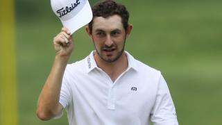 Patrick Cantlay: The world No 24 tied-12th at Carnoustie last month