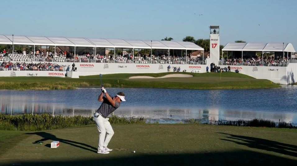 The Champion Course at PGA National has been a PGA Tour regular since 2007