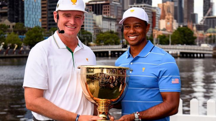 Presidents Cup 2019: Royal Melbourne, Australia