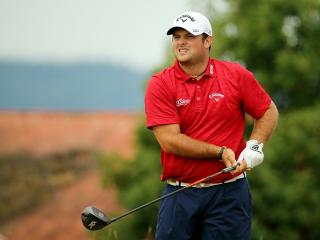 Patrick Reed has no trouble going low on day one