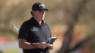Phil Mickelson looks ready to win again