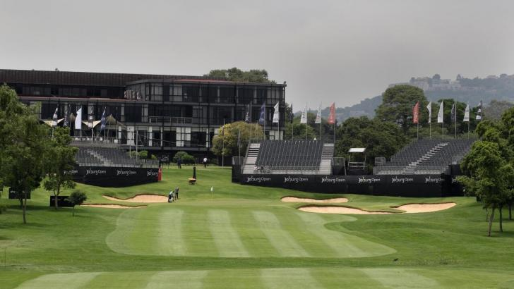 The Joburg Open at Randpark is the first of three straight European Tour events in South Africa