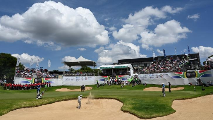South African Open 2020 at Randpark