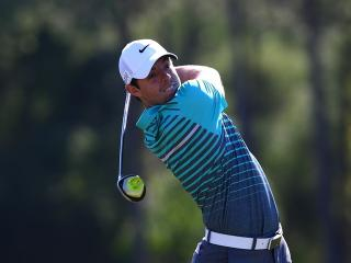 This week's tournament host, Rory McIlroy