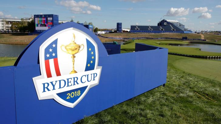 The 2018 Ryder Cup at Le Golf National