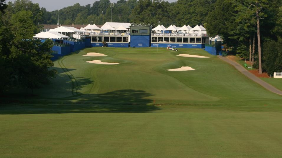 Wyndham Championship, Sedgefield Country Club