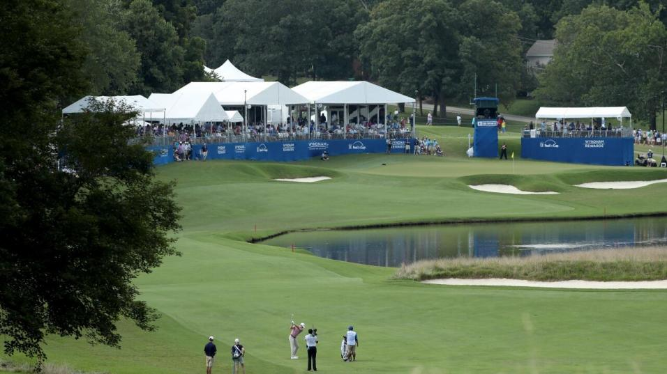 Wyndham Championship 2020 at Sedgefield Country Club