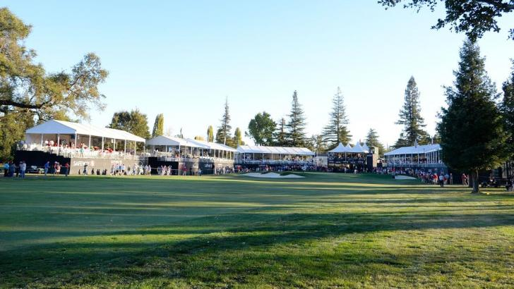 Safeway Open 2020 at Silverado Country Club
