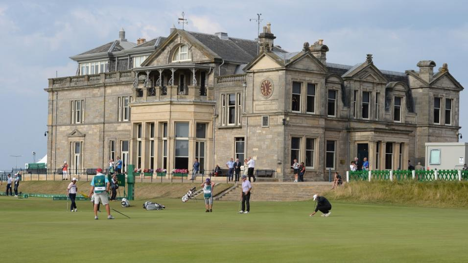 Alfred Dunhill Links Championship 2019, St Andrews