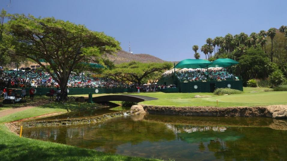 Sun City: Host of South Africa's national open this week