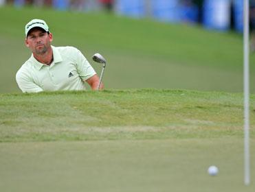 Sergio Garcia is in good form and loves the Ryder Cup - will he be Europe's top points scorer this week at Gleneagles?