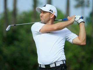 Sergio Garcia has a superb record at Sawgrass
