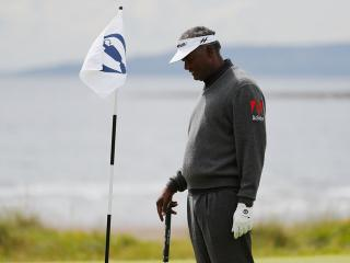 Vijay Singh – expected to go well this week