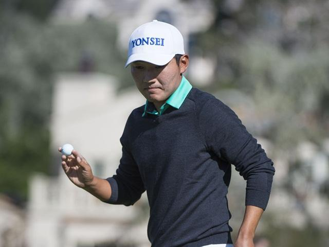 Sung Kang - fancied by Steve to have a good week alongside Si Woo Kim