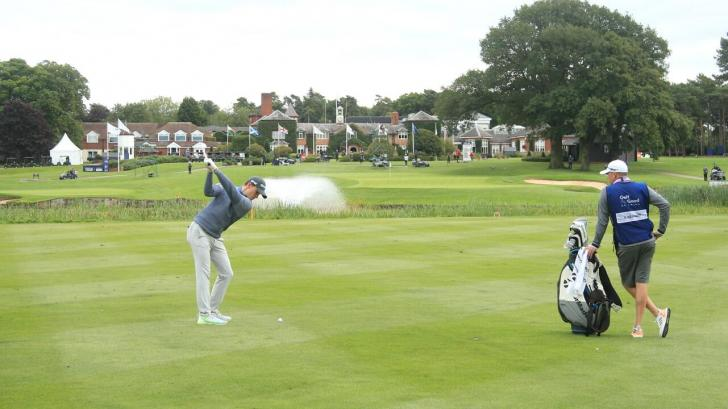 The Belfry hosts this week's British Masters
