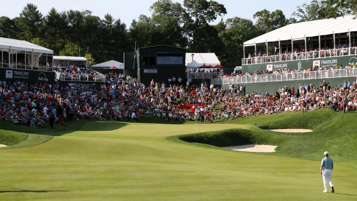 Travelers Championship 2020 at TPC River Highlands