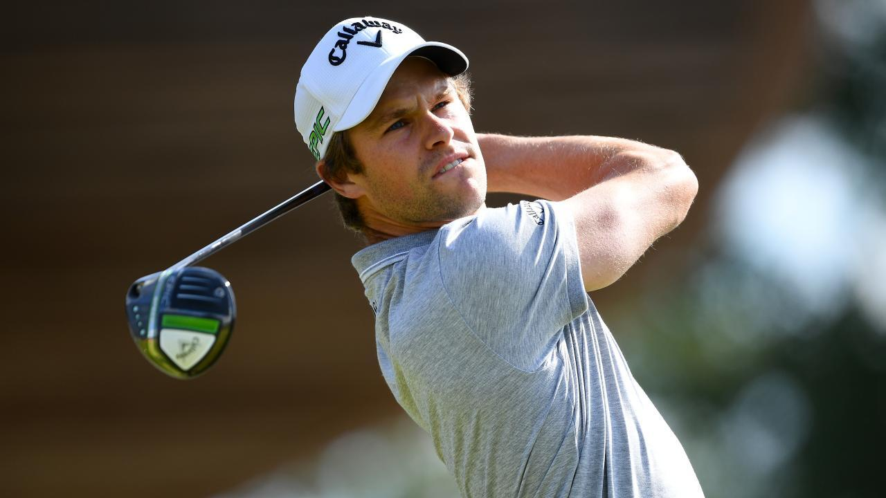 Thomas%20Detry%20at%20the%20Dutch%20Open