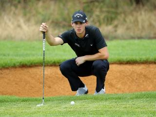 Thomas Pieters – the defending champ in Denmark