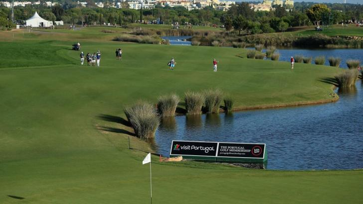 Portugal Masters 2020 at the Victoria Course, Vilamoura