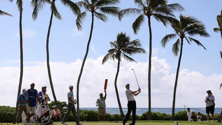 Sony Open in Hawaii 2020 at Waialae