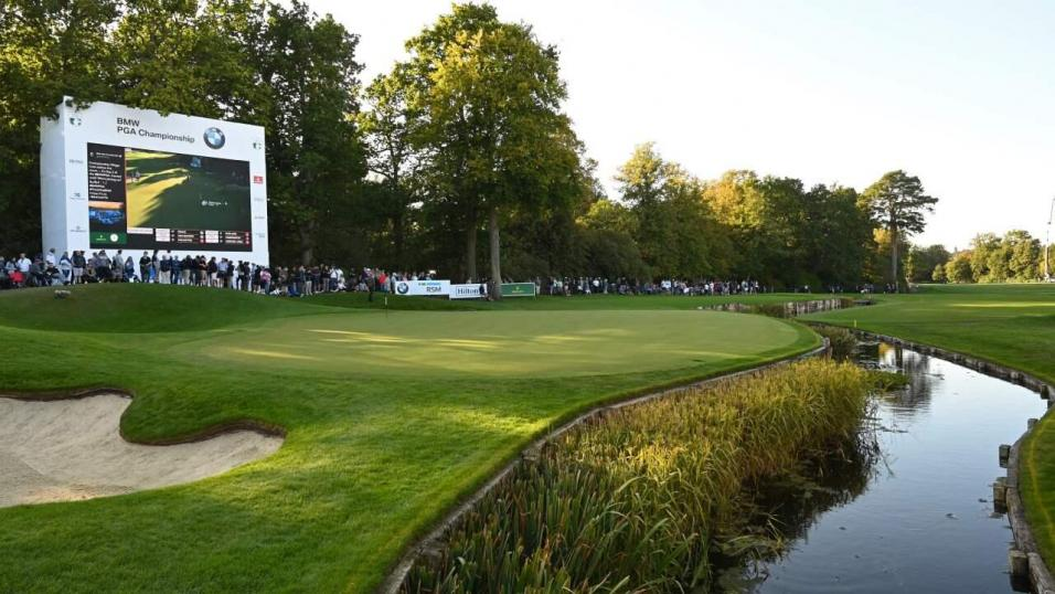BMW PGA Championship 2020 at the West Course, Wentworth