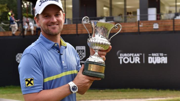 Bernd Wiesberger defends his Italian Open title this week